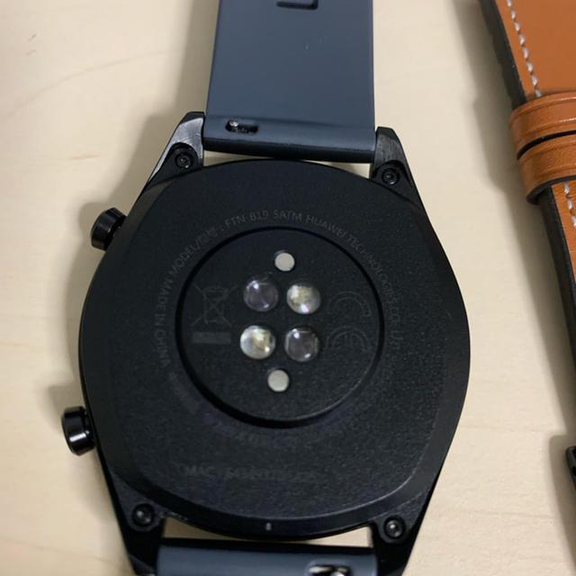HUAWEI WATCH GT スポーツ 46mm メンズの時計(その他)の商品写真