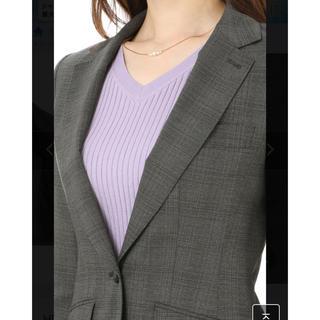 アオヤマ(青山)の【お値下】洋服の青山 1ボタンテーラードジャケット(テーラードジャケット)
