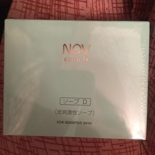 ノブ(NOV)のノブ ソープ D(ボディソープ/石鹸)