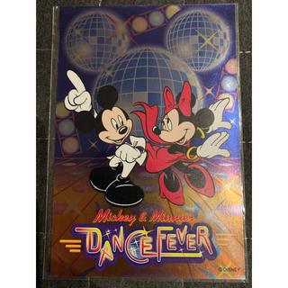 ディズニー(Disney)のディズニーポストカード(ノベルティグッズ)