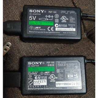 PSP ACアダプター PSP-100 2セット(その他)