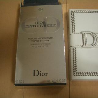 クリスチャンディオール(Christian Dior)の【ディオール】ディテクティブシック・001(フェイスパウダー)