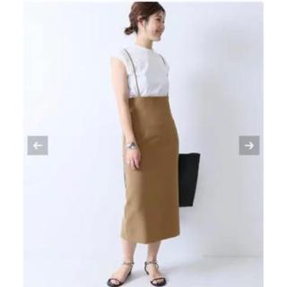 ノーブル(Noble)のノーブル ショルダーストラップ サロペットスカート(サロペット/オーバーオール)