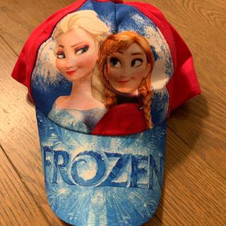 ディズニー(Disney)の新品未使用 アナ雪 帽子(帽子)