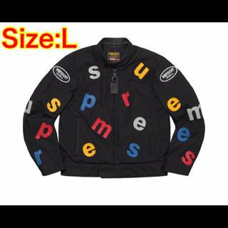 シュプリーム(Supreme)のSupreme Vanson Leathers Cordura Jacket(レザージャケット)