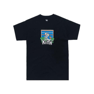 KITH TOM & JERRY HANG OUT TEE (Tシャツ/カットソー(半袖/袖なし))