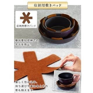アイリスオーヤマ(アイリスオーヤマ)のアイリスオーヤマ 収納用敷きパッド 3枚(調理道具/製菓道具)
