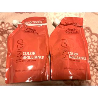 ウエラ(WELLA)のウエラ INVIGO カラー ブリリアンス シャンプー コンディショナー セット(シャンプー)