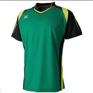 ミズノ(MIZUNO)のmizunoドライサイエンスゲームシャツ新品ユニセックス サイズS(サッカー)