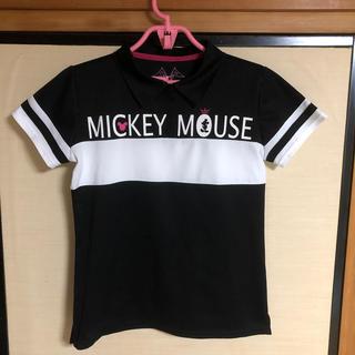 ディズニー(Disney)のDisney MICKEY MOUSE トップス(カットソー(半袖/袖なし))