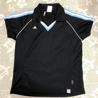 アディダス(adidas)のアディダス スポーツシャツ(シャツ/ブラウス(半袖/袖なし))