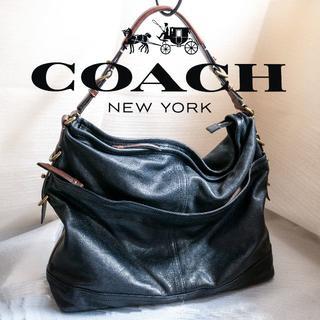 コーチ(COACH)の定価10万円 美品 COACH 70189 イースト ウェスト サッチェル(トートバッグ)