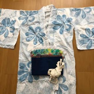 エルロデオ(EL RODEO)のお値下げ☆未使用 さわかや マーメイド 浴衣 EL RODEO(浴衣)