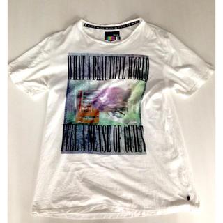 グラム(glamb)のglamb×CROWN JEWEL Tシャツ サイズ2 グラム クラウンジュエル(Tシャツ/カットソー(半袖/袖なし))