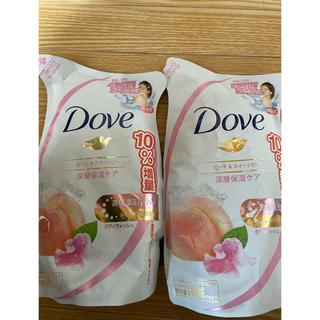 ユニリーバ(Unilever)のダブ ボディウォッシュ 2個組(ボディソープ/石鹸)