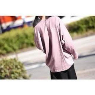 ドゥルカマラ(Dulcamara)のKa na ta for back cut saw 白 新古品(Tシャツ/カットソー(七分/長袖))