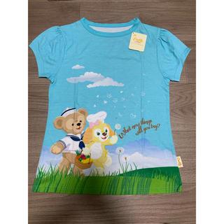 ダッフィー(ダッフィー)の香港ディズニー ダッフィー   クッキー Tシャツ(Tシャツ(半袖/袖なし))