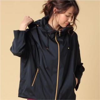 ANAYI - シャンブレータフタフードジャケット