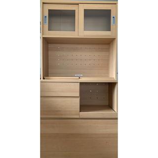 食器棚ハイタイプ(キッチン収納)