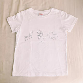エディットフォールル(EDIT.FOR LULU)のnude vintage BE NUDE T(Tシャツ/カットソー(半袖/袖なし))