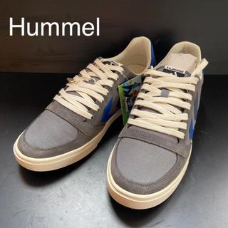 ヒュンメル(hummel)のHummel ヒュンメル スニーカー メンズ 28 新品 ローカット 靴 くつ(スニーカー)