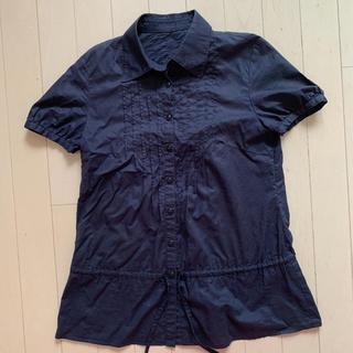 エフデ(ef-de)のエフデ 半袖ブラウス Sサイズ(シャツ/ブラウス(半袖/袖なし))