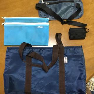 ミズノ(MIZUNO)のMIZUNO保冷バッグ、メッシュインナーバッグ、メッシュ小銭入れ、ウェストポーチ(その他)