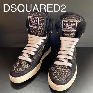 ディースクエアード(DSQUARED2)のDSQUARED ディースクエアード スニーカー メンズ 26.5 新品 靴(スニーカー)