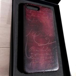 ベルルッティ(Berluti)のBerluti iPhone 8 Plus 7 Plus レザー カリグラフィ(その他)