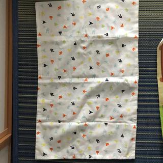 イケア(IKEA)の子供用 枕カバー ガーゼ IKEA(シーツ/カバー)