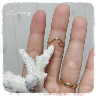 【 14kgf 】 wave ring ⚓︎(リング)