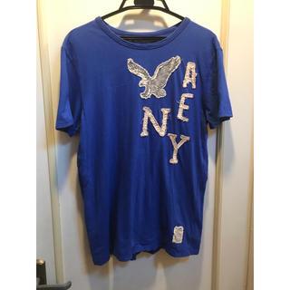 アメリカンイーグル(American Eagle)のアメリカイーグル tシャツ アスレティックフィット(Tシャツ/カットソー(七分/長袖))
