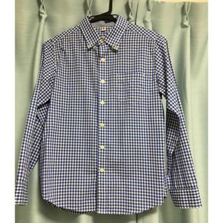 ユニクロ(UNIQLO)のUNIQLO チェックシャツ(その他)