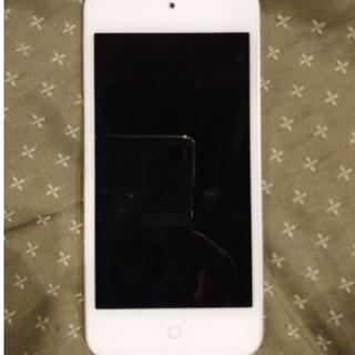 アイポッドタッチ(iPod touch)のiPod touch32GB 第5世代シルバー(ポータブルプレーヤー)