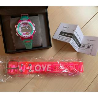 アースマジック(EARTHMAGIC)の最終価格♡ アースマジック 腕時計 jenni クリア ベルト(腕時計)