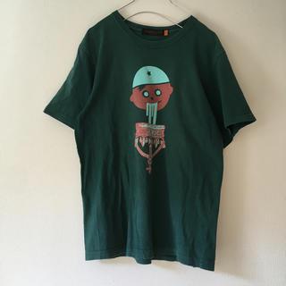 アンダーカバー(UNDERCOVER)のゲロT(Tシャツ(半袖/袖なし))