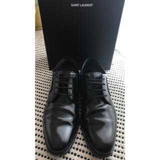 サンローラン(Saint Laurent)のSAINT LAURENT レースアップシューズ👞👞(ローファー/革靴)