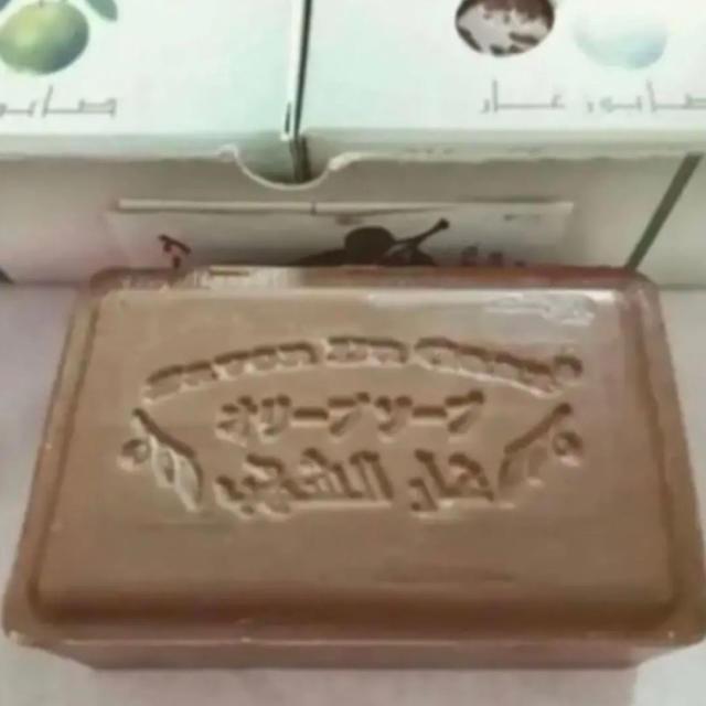 アレッポの石鹸(アレッポノセッケン)のアレッポ  6個 オリーブソープ 無添加 ローレル シリア  サボン 石鹸 コスメ/美容のボディケア(ボディソープ/石鹸)の商品写真