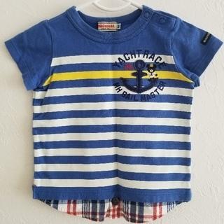 ミキハウス(mikihouse)のミキハウス Tシャツ80 2枚(Tシャツ)