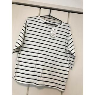 グレイル(GRL)のボーダートップス(Tシャツ/カットソー(半袖/袖なし))