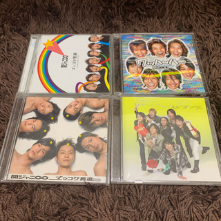 カンジャニエイト(関ジャニ∞)の関ジャニ∞  シングル CD まとめ売り バラ売り可能(ポップス/ロック(邦楽))