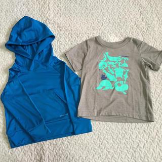 パタゴニア(patagonia)のパタゴニア 80cm(Tシャツ)