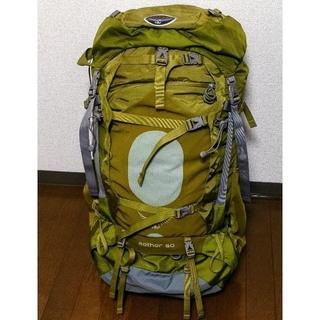 オスプレイ(Osprey)のオスプレー イーサー 60 osprey aether(登山用品)