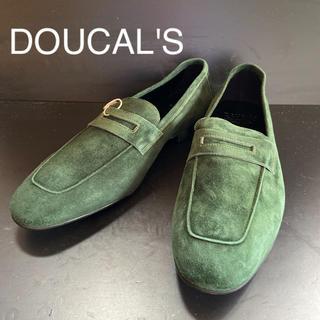 DOUCAL'S デュカルス メンズ 革靴 ビジネスシューズ 新品 28(スリッポン/モカシン)