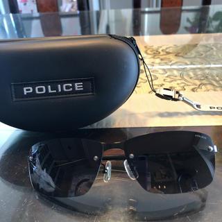 ポリス(POLICE)のPOLICEサングラス(サングラス/メガネ)
