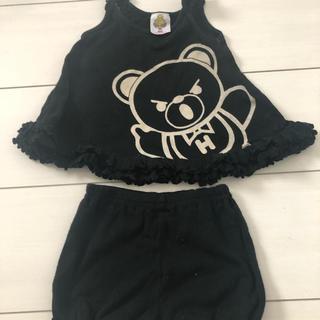 ヒステリックミニ(HYSTERIC MINI)のベビー服 60サイズ(その他)