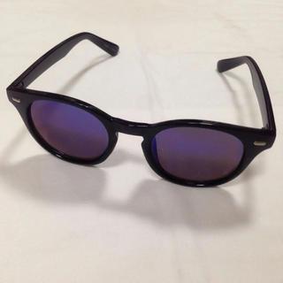 ユナイテッドアローズ(UNITED ARROWS)のサングラス ブラック ユナイテッドアローズ ray ban(サングラス/メガネ)