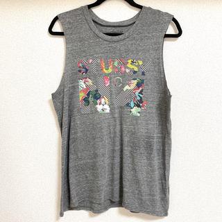 ステューシー(STUSSY)のStussy ステューシー タンクトップ Tシャツ カットソー トップス(Tシャツ(半袖/袖なし))