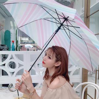 レディー(Rady)の〈新品〉レインボー傘(傘)