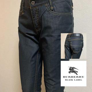 BURBERRY BLACK LABEL - Burberry☆ブラックレーベル☆デニムパンツ